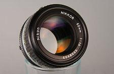 Nikkor 50 1,4 AIS Standardobjektiv Nikon LICHTRIESE !!! Letzte Ausführung!