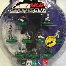 Topps 2004 MLB SportsClix Starter Set 2  Collectable Miniatures