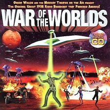 War of the Worlds [Collectables] by Orson Welles (CD, Mar-2006, Collectables)