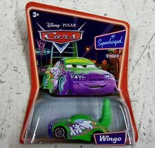 Disney Pixar Cars Wingo SUPERCHARGED **GENUINE*SEALED** P142-A21
