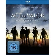 ACT OF VALOR  (ROSELYN SANCHEZ/NESTOR SERRANO/EMILIO RIVERA/+)  BLU-RAY  NEU