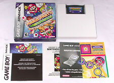 "Spiel: MARIO PARTY ADVANCE "" Komplett OVP + Anleitung Gameboy Advance US VERSION"