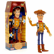 Officel Disney Toy Story 40.6cm Chaîne De Traction Parlant Woody Figurine 19