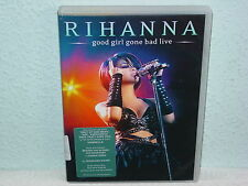 "*****DVD-RIHANNA""GOOD GIRL GONE BAD LIVE""-2008 Universal Music*****"