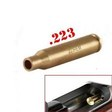 .223 REM Laser Bore Sight/.223 5.56 Laser Bore Sighter Cartridge