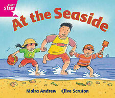 Rigby Star Guided Reception: Pink Level: At the Seaside Pupil Book (Single), And