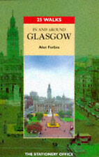 Alan Forbes In and Around Glasgow (25 Walks) Very Good Book