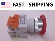 INDUSTRIAL controls EMERGENCY shut off switch push button electrical supply 660V