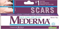 Mederma Cream for Scars From Accident Surgery Burn Injury Acne Stretch Marks 10g
