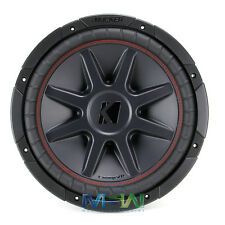 "KICKER 10-CVR15-4 15"" 1000W MAX COMPVR DUAL VOICE COIL 4-OHM CAR AUDIO SUBWOOFER"