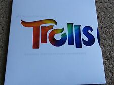 TROLLS Movie Soundtrack Special Edition LP Vinyl Sealed Justin Timberlake RECORD