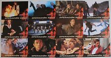 Ben Afflect Reindeer Games lobby card set 12 Gary Sinise Charlize Theron