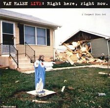 VAN HALEN - LIVE RIGHT HERE RIGHT NOW - 2CD NEW SEALED 1993