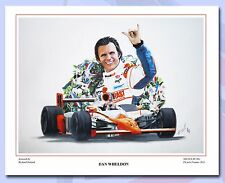 DAN WHELDON: -  FINE ART PRINT Signed by Artist