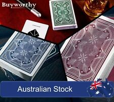 Aristocrat Playing Cards Collectors RGB 3 Deck Set Red Green Blue Theory 11