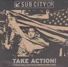 TAKE ACTION! A PUNK ROCK SAMPLER BENEFITTING THE FOUNDATION FIGHTING BLINDNESS (