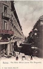 #TORINO: VIA PIETRO MICCA- nuova via Diagonale