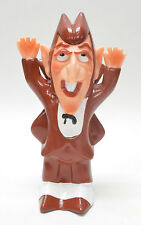 Count Chocula cereal advertising character unusual vinyl figure NOT ORIGINAL