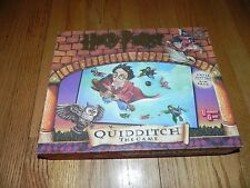 2000 University Games Harry Potter Quidditch the Game Complete