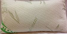New Luxury Memory Foam Pillow with Bamboo Fiber Casing