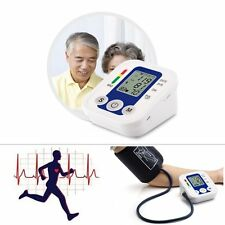 Electronic Blood Pressure Monitor Meter Health Hypertension sphygmomanometers