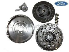 GENUINE FORD SOLID FLYWHEEL CLUTCH CSC TRANSIT 2.2 6 SPEED MK7 2006-2011 FWD