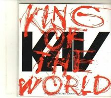 (DT544) Kav, King Of The World (The Undefeated Champion) - 2012 DJ CD