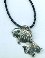 Halskette KOI  Fisch Necklace Fish Karpfen
