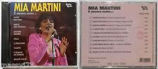 MIA MARTINI E ANCORA CANTO... CD 1993 SIGILLATO  SEALED