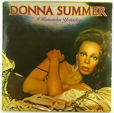 """12"""" LP-DONNA SUMMER-I Remember Yesterday-a3720-Slavati & cleaned"""