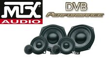 MTX MTXTX6.BMW 3-Way Component Speaker upgrade for BMW 1 Series F20