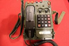 ARMY MILITARY FIELD PHONE RADIO TELEPHONE TA-1042 A/U SURPLUS HANDSET PRC ARMY