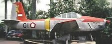 NU-200 Sikumbang LIPNUR Indonesia Airplane Wood Model Replica Large FreeShipping