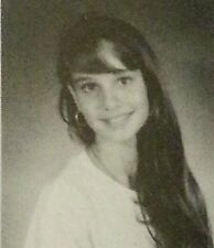 Sarah Wayne Callies Lori Grimes of the Walking Dead 10th Grade School Yearbook