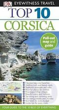 DK Eyewitness Top 10 Travel Guide: Corsica-ExLibrary