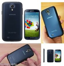 Genuine Samsung Galaxy S4 Premium ShockProof Snap On Case Cover Blue RRP £19.99