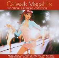 Catwalk Megahits Ben Macklin feat. Tiger Lily, Michael Gray feat. Shelly .. [CD]
