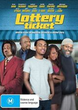 LOTTERY TICKET : NEW DVD