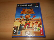 ASTERIX AT THE OLIMPICI GIOCHI PLAYSTATION 2 PS2 NUOVO SIGILLATO IN FABBRICA