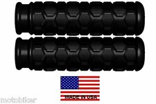 USA MOUNTAIN BIKE BMX FITS EASTERN GIANT HARO JAMIS REDLINE BLACK HEX HAND GRIPS