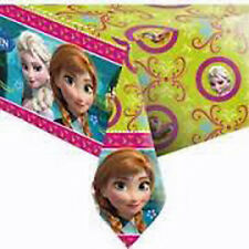 DISNEY FROZEN CHILDRENS BIRTHDAY PARTY PLASTIC TABLE CLOTH NEW