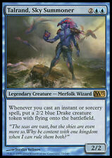 TALRAND SKY SUMMONER NM mtg M13 Blue - Merfolk Wizard Rare