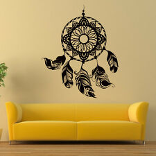 Dreamcatcher Decal Dream Catcher Wall Vinyl Decals Bedroom Decor Sticker Z398