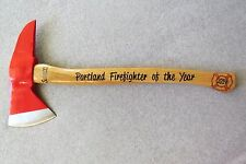 Personalized Firefighter Axe (Medium) - Promotion, Academy Graduation, Retiremen