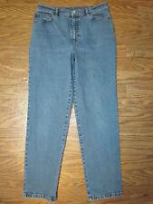 Ralph Lauren CO Ralph Lauren Mid Blue Denim Relaxed JeanPants Women 12 **VG**