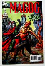 MAGOG DC 2010 NO. #5 (NM) UNREAD