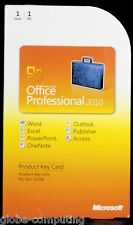 Microsoft Office Professional 2010 Pkc (Outlook Word) 269-14834 - sin marcas de lápiz