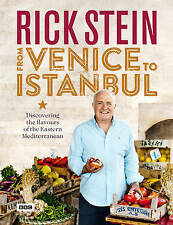 Rick Stein: From Venice to Istanbul Hardback New UK Stock - FREE SHIPPING RRP£25