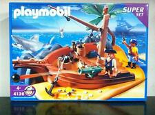 Playmobil Super Set 4136 NAUFRAGIO dei PIRATI su ISOLA MIB, 2006