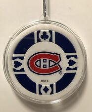 Montreal Canadiens Chip Christmas Tree Hanging Ornament Holiday NHL Hockey Habs